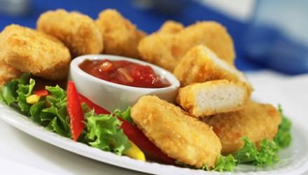 La réalité sur les nuggets de poulet révélée