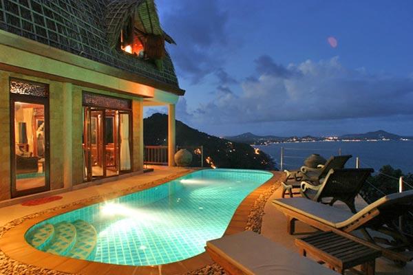 villa Thaïlande