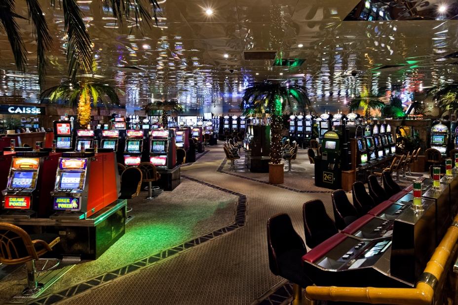 Mariage au casino le lyon vert