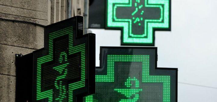 Les pharmaciens en grève