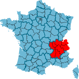 prix immobiliers dans la région Rhône-Alpes 2