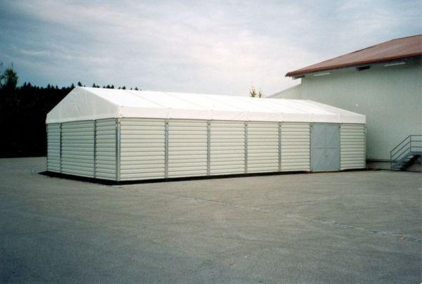 Bâtiment démontable / modulaire