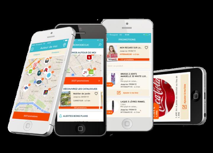 Bon plan : un gestionnaire de courses intégré dans son smartphone