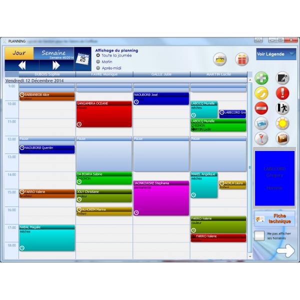 D couvrez ce logiciel de gestion sp cialis pour salon de for Logiciel pour salon de coiffure
