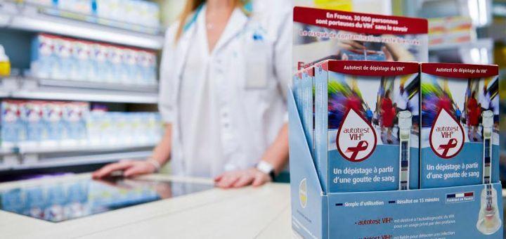 Santé : les autotests du Sida en vente libre