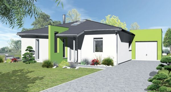 Modèle Maison Hestia Organic