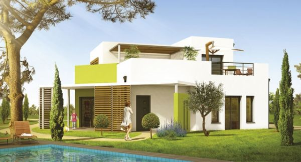 4 raisons d 39 acheter une maison personnalisable for Modele de maison contemporaine architecte