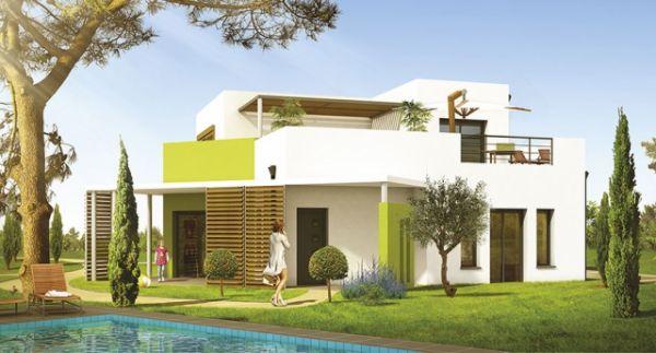 Modèle Modèle CHÔRA,maison moderne