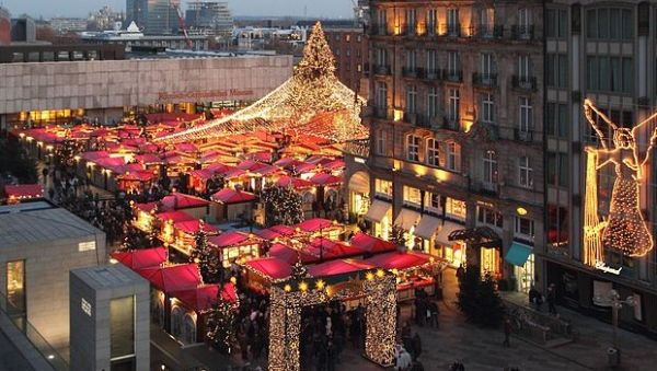 Les 10 plus beaux march s de no l en europe - Plus beau marche de noel ...