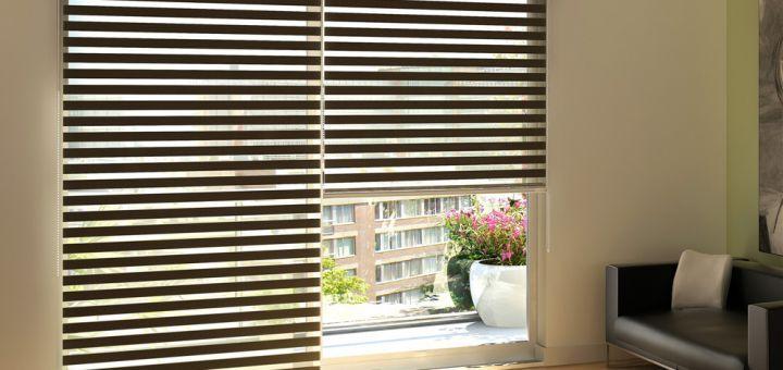 Habiller autrement vos fenêtres avec des stores intérieurs !