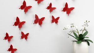 Des stickers pour changer la décoration de votre pièce