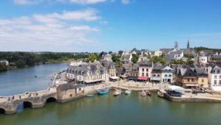 La Bretagne est toujours aussi intéressante pour l'immobilier