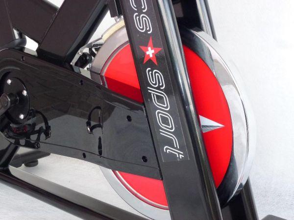roue d inertie velo spinning