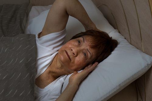 sommeil et agité et maladie de Parkinson
