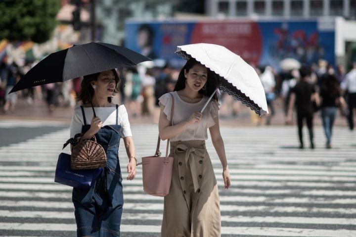 La canicule au Japon fait plusieurs morts