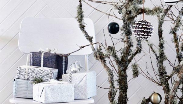 La branche de Noël
