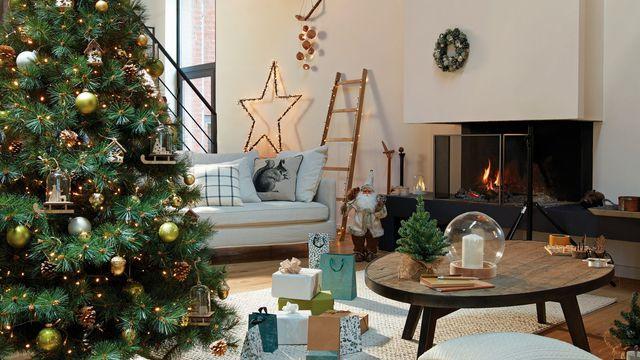 Noël : 5 idées à faible coût pour décorer votre maison