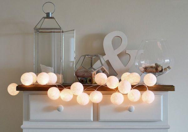 Les lanternes lumineuses