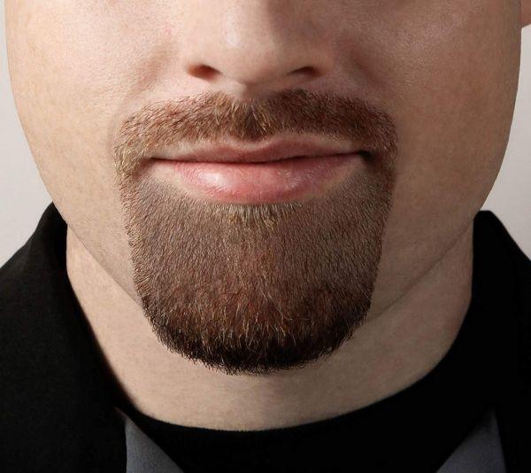 bouc barbe