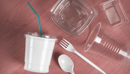 Les consommables plastiques seront bientôt interdits