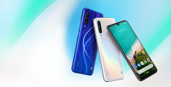 Xiaomi Mi A3 : officiel en Europe pour 249 euros