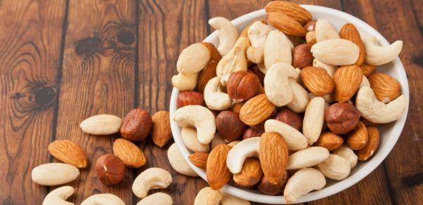Les noix ou graines