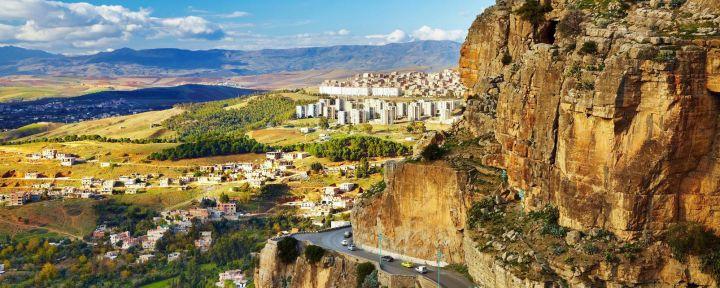 Guide du voyageur en Algérie