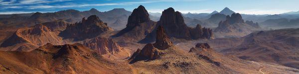 les vallées de Tefedest