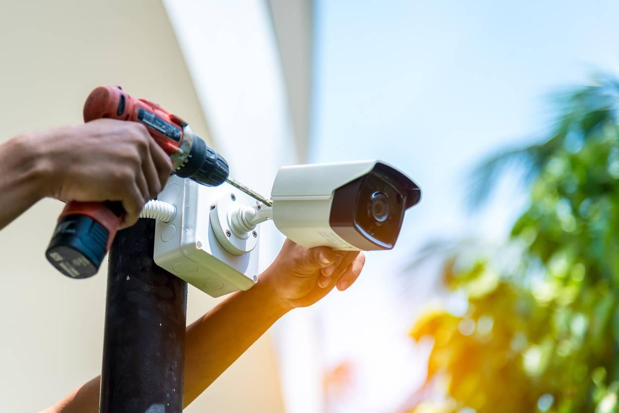 Vidéosurveillance installation sécurité camping