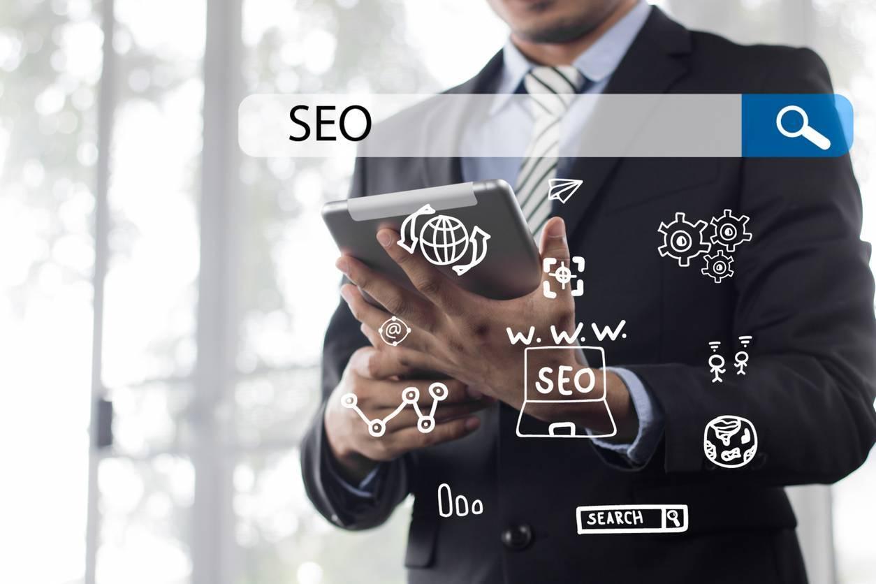 référencement naturel SEO agence web stratégie