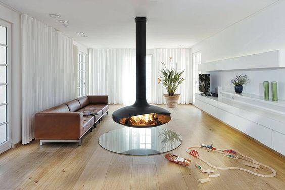 Poêle à bois design : Prix & Avis