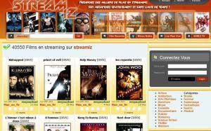 le site streamiz
